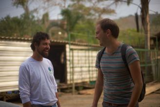 Mauricio (ITPA) and Pieter (Tree Planting Officer Ecosia) - 1